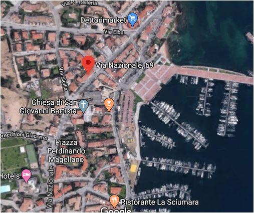 Imbarchi e Ticket Point Velieri Cannigione e Baia Sardinia